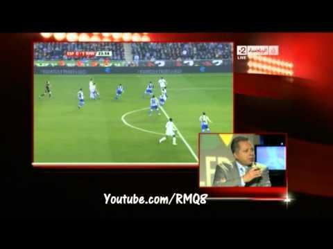 Espanyol Vs Real Madrid [ 0-1 ] 13.2.2011 JSC Sport