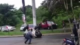 Cam am 1000 crash