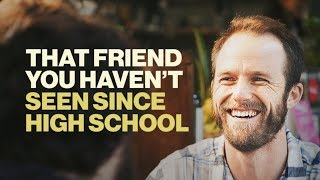 THAT FRIEND YOU HAVEN'T SEEN SINCE HIGH SCHOOL | Chris & Jack