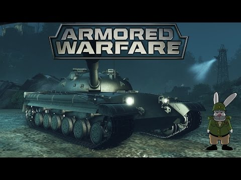 LIVE - Armored Warfare la PC Garage