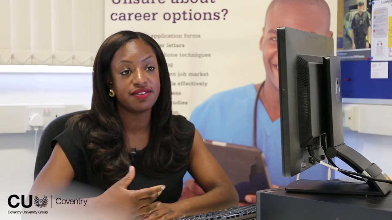 Careers & Employability Services at CU Coventry