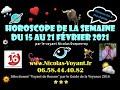 Horoscope du voyant médium d'Angoulême de la radio Charentaise