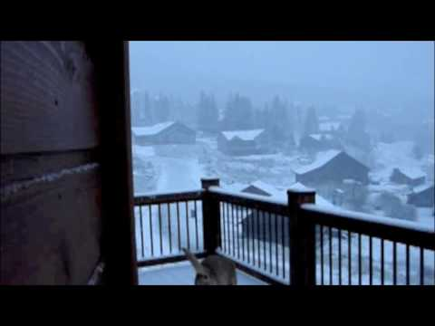 April 17, 2009: Spring Snow DUMPING on Grand County, CO