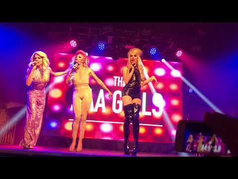 The AAA Girls - AAA (G-A-Y Heaven - 31/12/17)