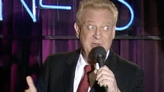 Rodney Dangerfield Wins Big Laughs in Vegas (1989)