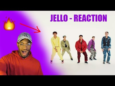 PRETTYMUCH - Jello (Official Video) *REACTION* 🔥🔥