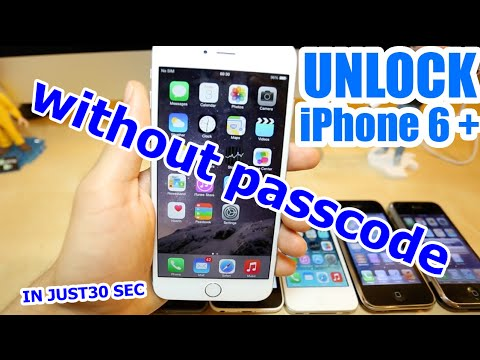 unlock iphone 4 without passcode unlock iphone 6 without passcode 2016 in just 30 seconds 18127