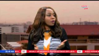 GOOD MORNING NIGERIA SHOW - Ft. Glowreeyah Braimah | Cool TV