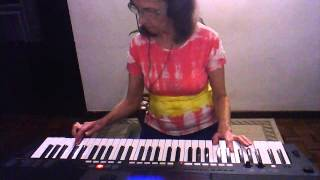 My composition 60 on my YAMAHA PSR E433
