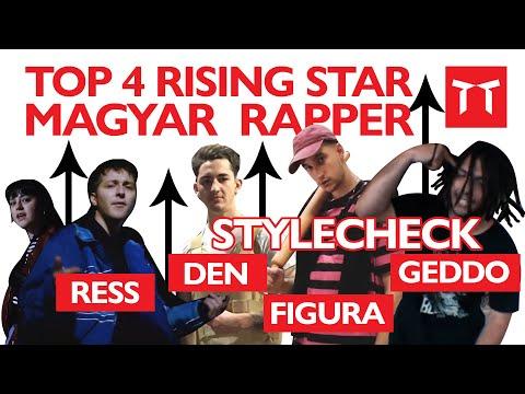 FIGURA, GEDDO, DEN, RESS - MAGYAR RAPPER STYLECHECK feat. Vakondember 🔥