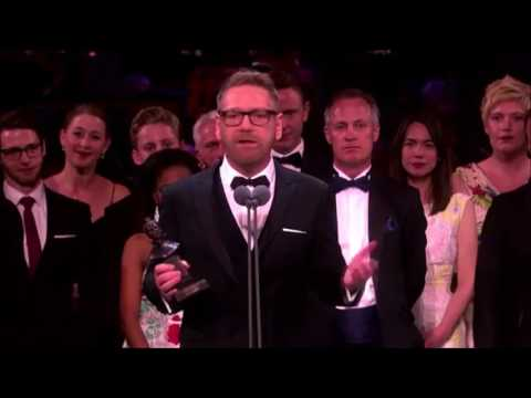 Kenneth Branagh's speech at the Olivier Awards 2017