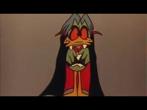 American Reacts To Count Duckula
