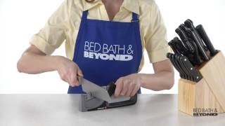 Wusthof Four Stage Handheld Sharpener At Bed Bath & Beyond