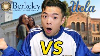 UCLA vs UC Berkeley - Which is the better university? (ft. Chris Jereza & Waddle)
