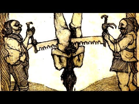10 Disturbing Torture & Execution Methods | TWISTED TENS #48