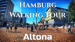 Altona 4K UHD 60 - Hamburg Walking Tour