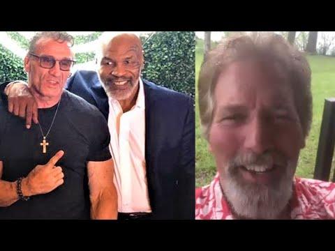 Dan Severn On Tyson Vs Shamrock Potential Fight Youtube