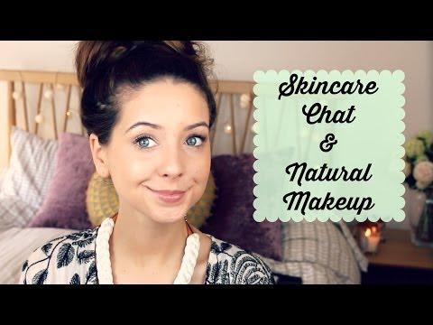 Skincare Natural Makeup Look