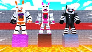 These Are Some Fun Party Games (Minecraft Fnaf Roleplay Adventure)