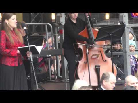 George Friedrich Handel's Messiah Performed In Dublin