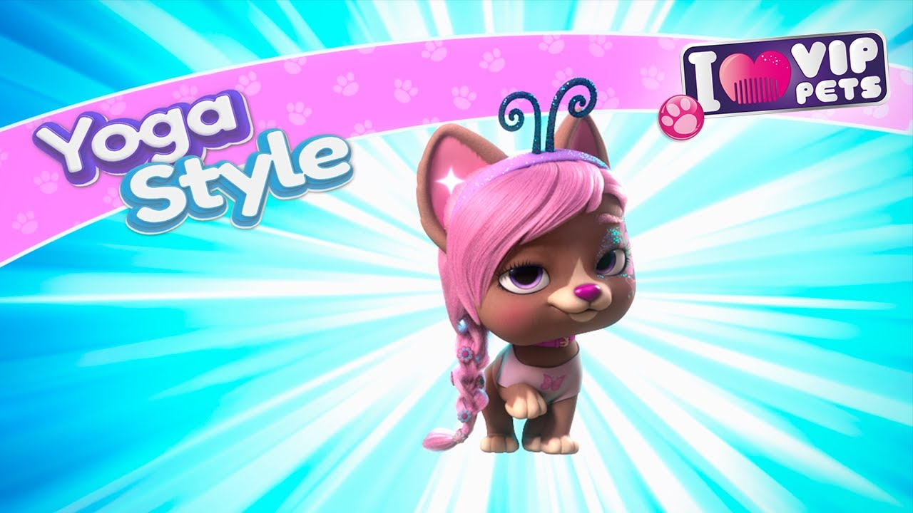 YOGA Style 🧘♀️💕 VIP PETS 🌈 HAIRSTYLES 💇🏼♀️ Full Episodes ✨ CARTOONS for KIDS in ENGLISH