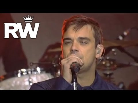 Robbie Williams | 'Morning Sun' Official Sport Relief single | Live from Berlin 2009