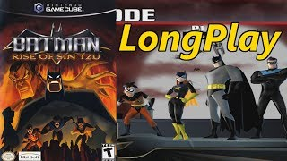 Batman: Rise of Sin Tzu -  Longplay Co-op 2 Players Full Game Walkthrough (No Commentary)