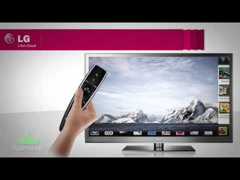 TV LG LED Plus Cinema 3D Smart TV 72LM9500 - Submarino.com.br