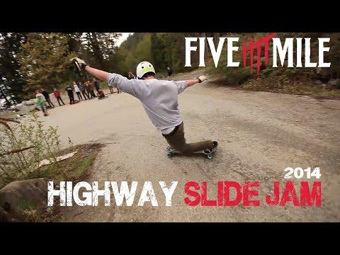2014 Five Mile Highway Slide Jam - Vancouver BC