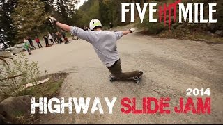 2014 Five Mile Highway Slide Jam - Vancouver BC