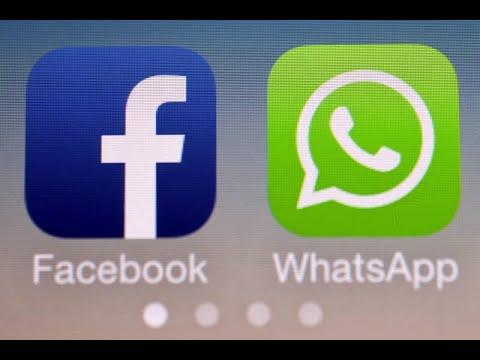Autoriza UE A Facebook Compra De WhatsApp