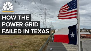 How Texas' Tough Winter Exposed U.S. Power Grid Problems