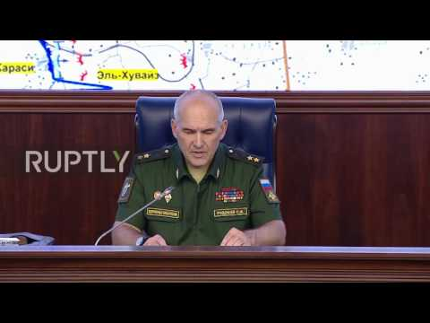 Russia: MoD confirms Russian helicopter downed by al-Nusra, rebels
