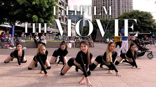 [DANCE IN PUBLIC] LILI's FILM [The Movie] Dance Cover by Edge Dance from Australia