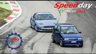 Monza Speed Day 22 03 2015 Cinquecento turbo