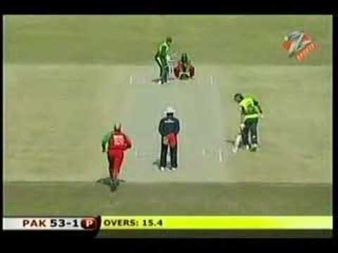 3rd ODI - Pakistan vs zimbabwe (Part1) thumbnail