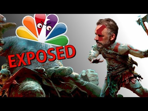 NBC Exposed: Extended Interview Shows How They Lied About Jordan Peterson