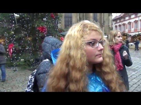 #88 Пражский Град перед Рождеством  - бесплатный пешеходный маршрут