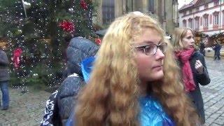 #88 Пражский Град перед Рождеством  - бесплатный пешеходный маршрут(В 88-м выпуске