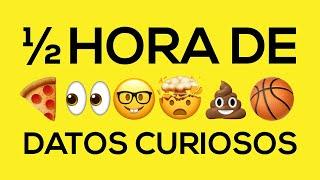 ½ HORA DE DATOS CURIOSOS! (XPRESSTV)