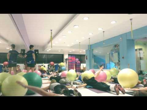 Gravity training - Stavros Litsos (Magnat Center) - Grigoris Litsos (Social Arena)