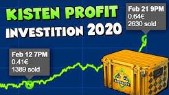 CS:GO Kisten als Investition in 2020 - Welche Kisten lohnen sich?