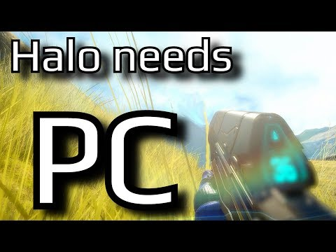 Why people want Halo on PC and how it would ENHANCE the halo experience | Halo Infinite, MCC need PC