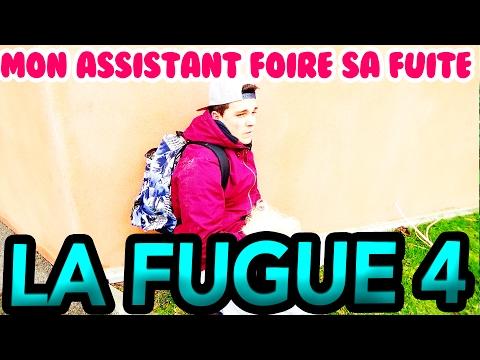 LA FUGUE 4 : COLIN MON ASSISTANT FOIRE SA FUGUE! ANGIE LA CRAZY SÉRIE