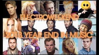 ELECTROWEEKEND - TOP 40 (2013)