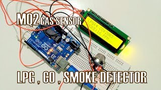 How to Connect MQ2 Gas Sensor to Arduino