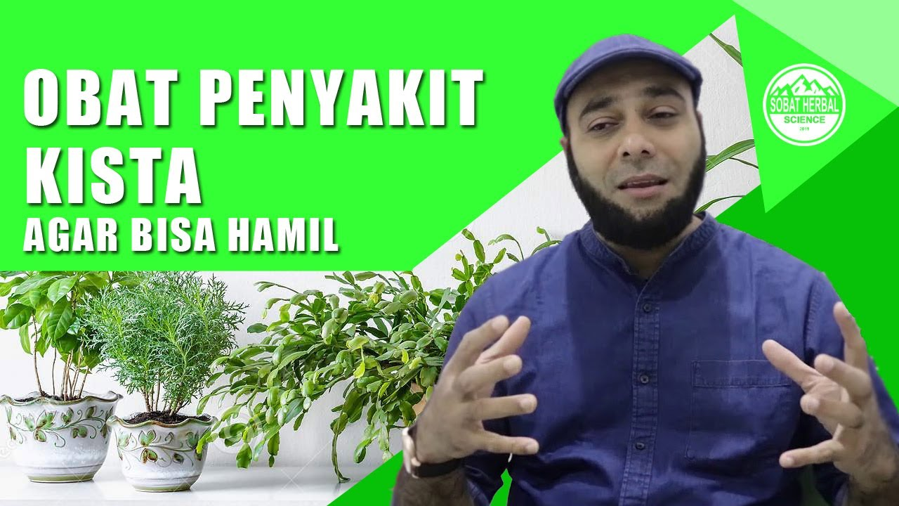Dr Zaidul Akbar Obat Penyakit Kista Ovarium Youtube