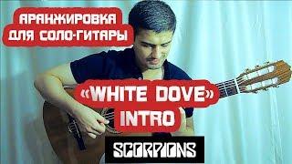 Scorpions white dove. Аранжировка и табы scorpions white dove (intro)