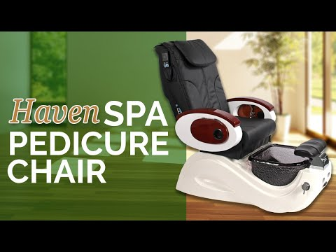 Perfect Pipeless Pedicure Spa Chair | Keller International