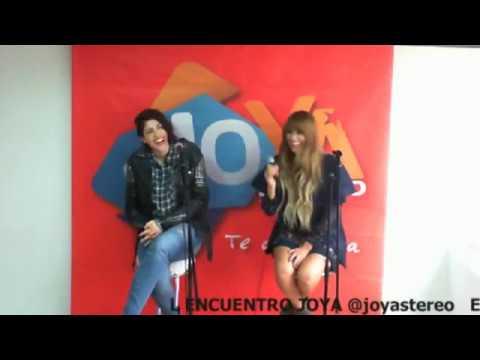 Entrevista a Ha*Ash en Joya Stereo FM 97.3 (Quito, Ecuador)